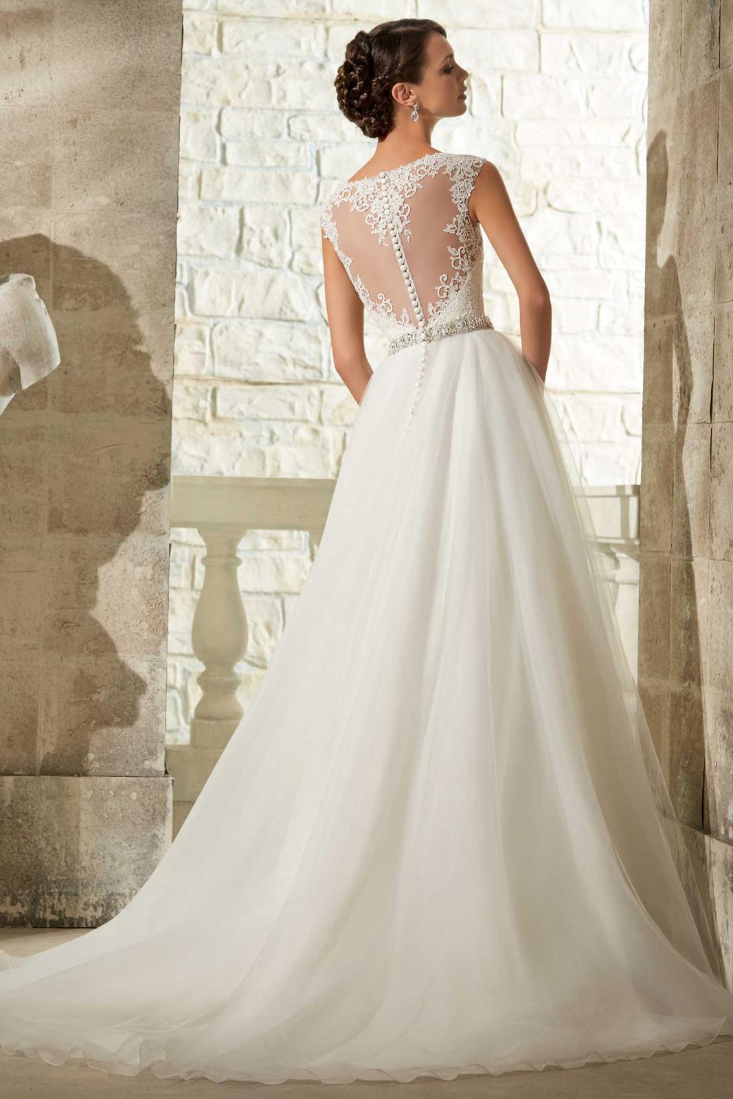 Nicole NIAB18095 Wedding Dress   Bridal Emporium