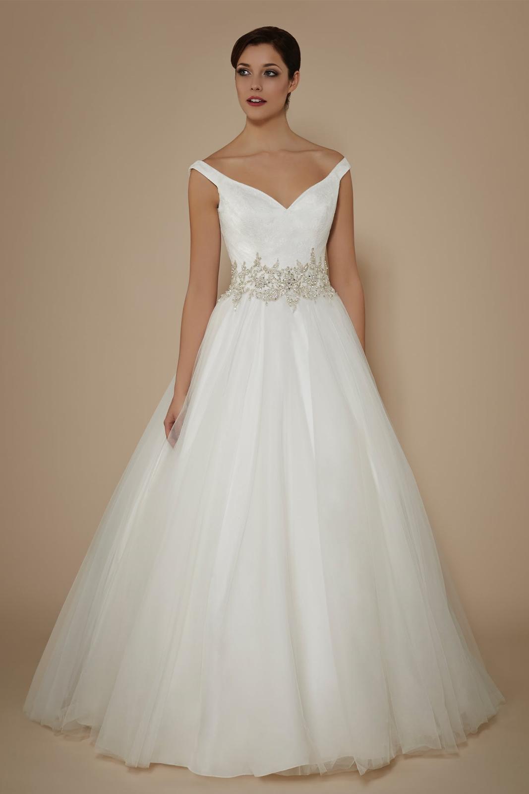 Tallulah - Wedding Dress - Calèche Bridal |Tallulah Wedding Dress
